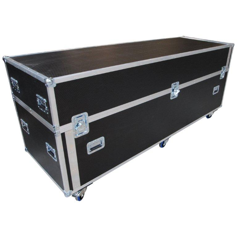 Portable Exhibition Case : Introducing our new exhibition display flight case to the website
