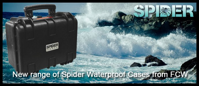Spider Waterproof Cases