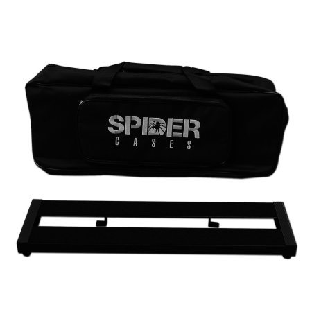 Spider Lightweight Guitar Effects Pedal Board (500mm) With Bag