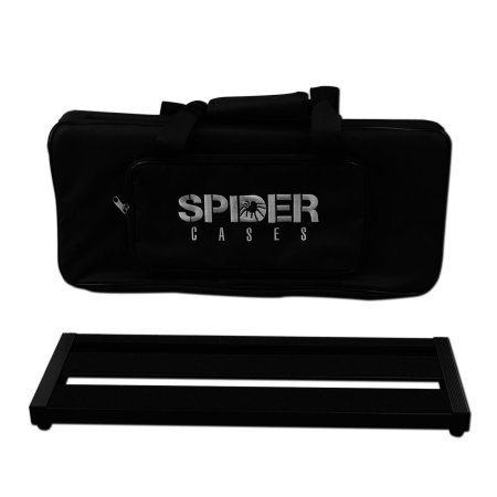 Spider Lightweight Guitar Effects Pedal Board (505mm) With Bag