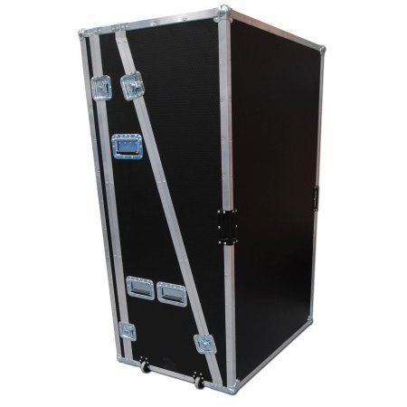 Magic Mirror Angled Flight Case