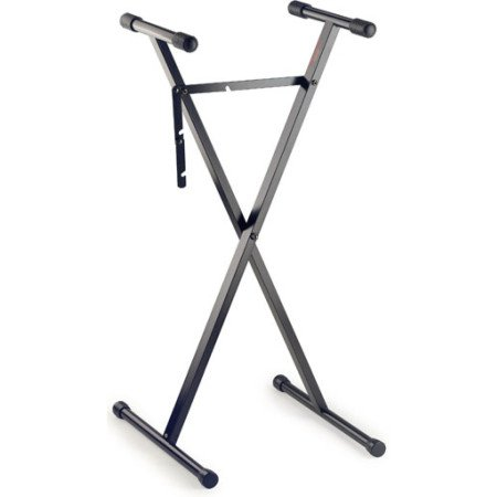Stagg KXS-A4 Single Braced X Frame Keyboard Stand
