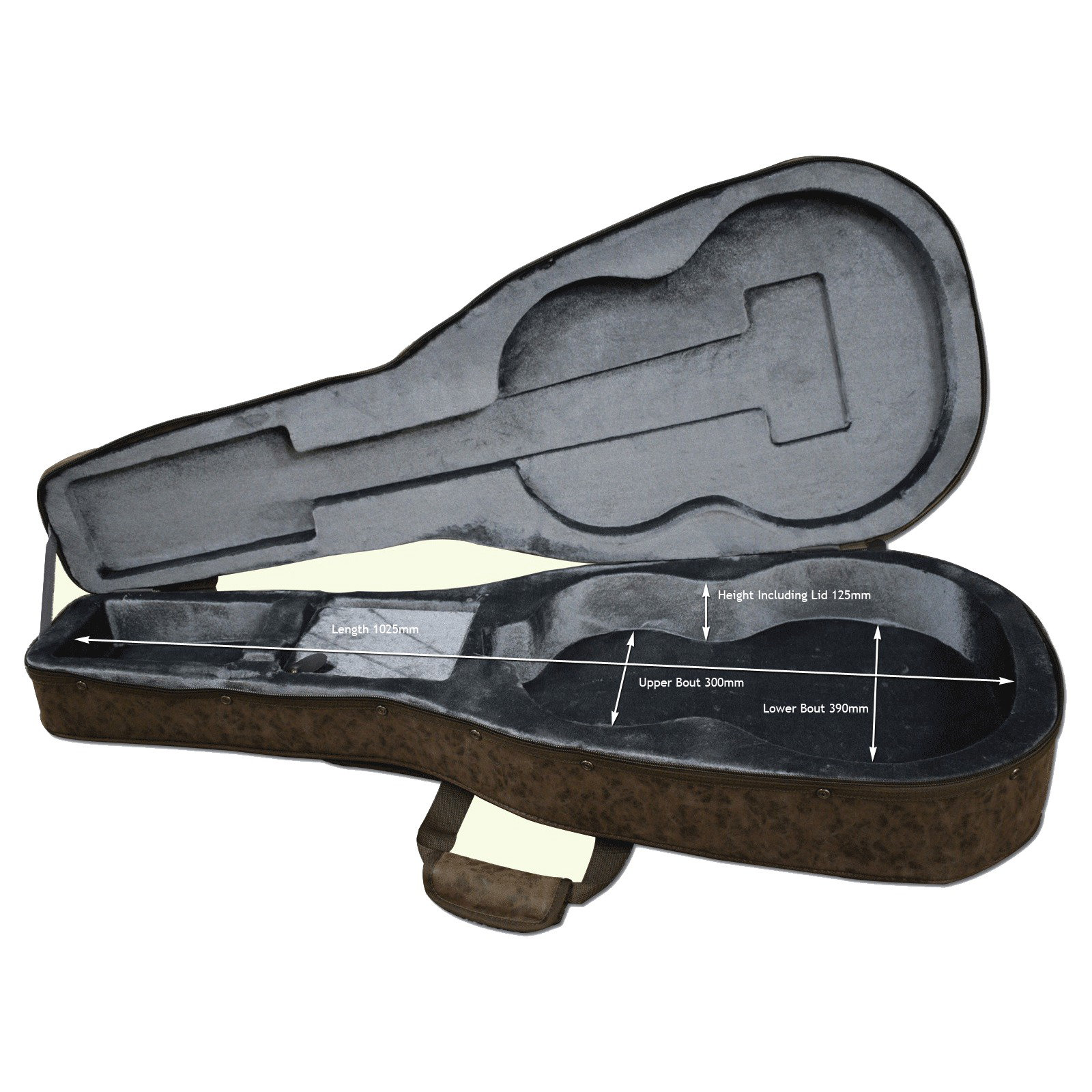 Spider Classical Guitar Hard Bag