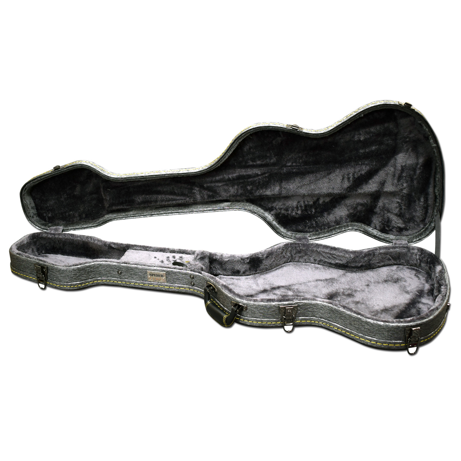 Spider Bass Hard Guitar Hard Case