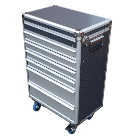 Spider Portable 6 Drawer Production Flightcase