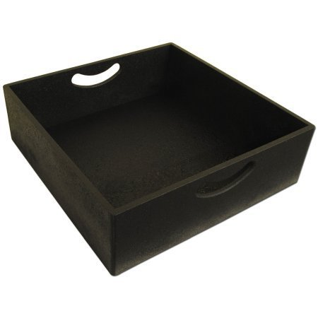 12mm Black Half Ply Removable Tray with Hand Cut Outs