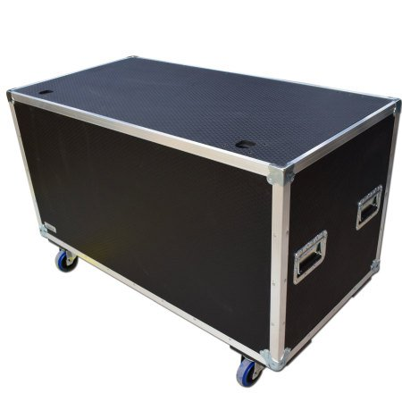 1200mm Slam Lid Road Trunk Flightcase