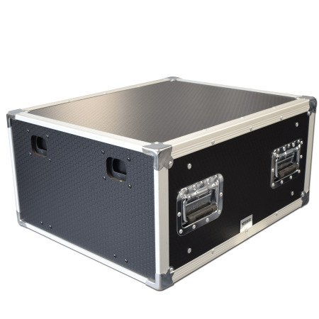 Spider 6u 19 Slam Rack Flight Case