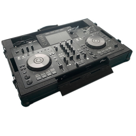Pioneer XDJ-RR Black Edition Controller Flightcase for Pioneer XDJ-RR