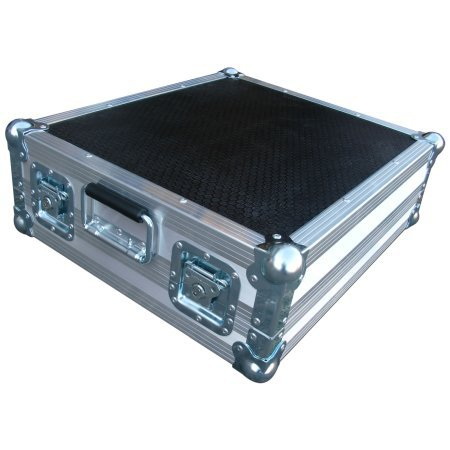 Soundcraft F1 14Ch Mixer Flight Case