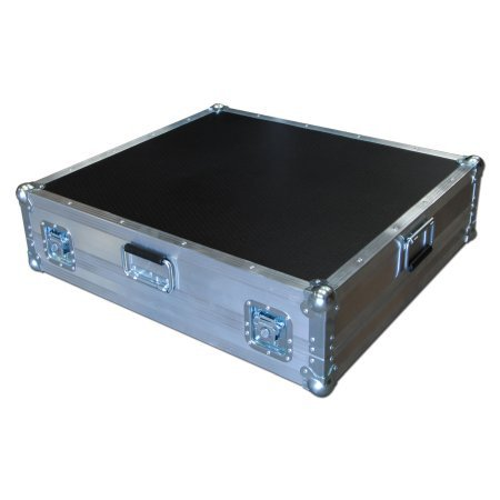 Mixer Briefcase Flight Case for Soundcraft Spirit M 8Ch