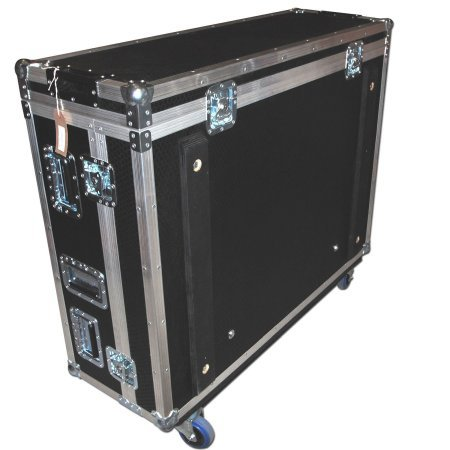 Midas MR32R Mixing Console Flight Case With Dogbox And Castors