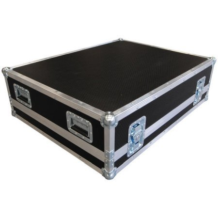 Allen and Heath iLive-R72 Mixer Flight Case Inc Dog Box