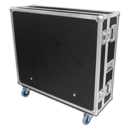 Midas M32 Mixer Flight Case With Dogbox And Castors