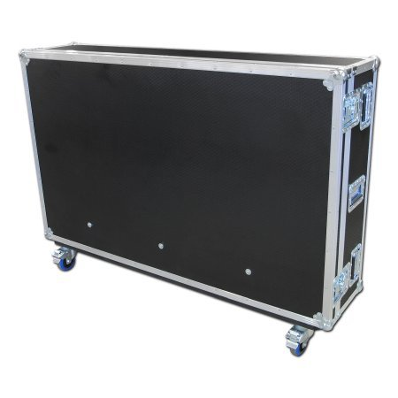Soundcraft GB8 32Ch Mixer Flight Case With Dogbox And Castors