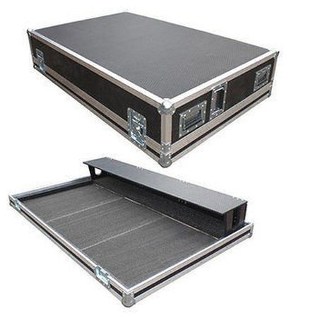 Soundcraft MH2 40 Channel Flight Case Inc Dog Box