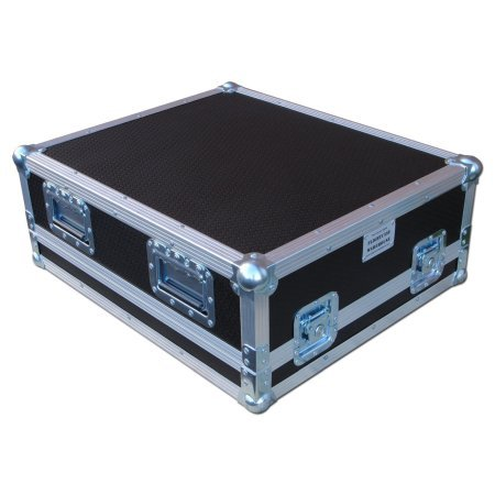 Soundcraft Delta DLX 16Ch Mixer Flight Case