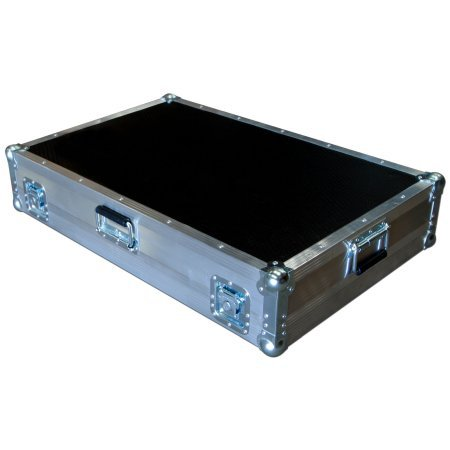 Allen and Heath ZED 436. 32 channel Mixer Flight Case Lift