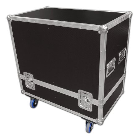 Yamaha DXR12 Twin Speaker Flight Case