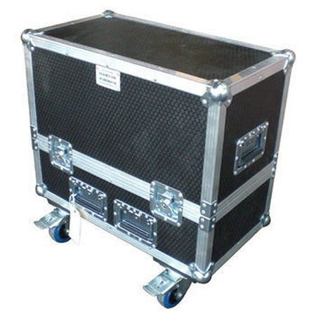 Twin Speaker 1 Custom Flightcase for Behringer MS40