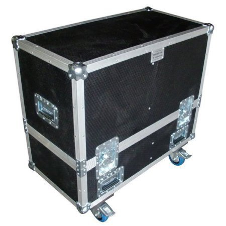 QSC K12 Twin Speaker Flight Case