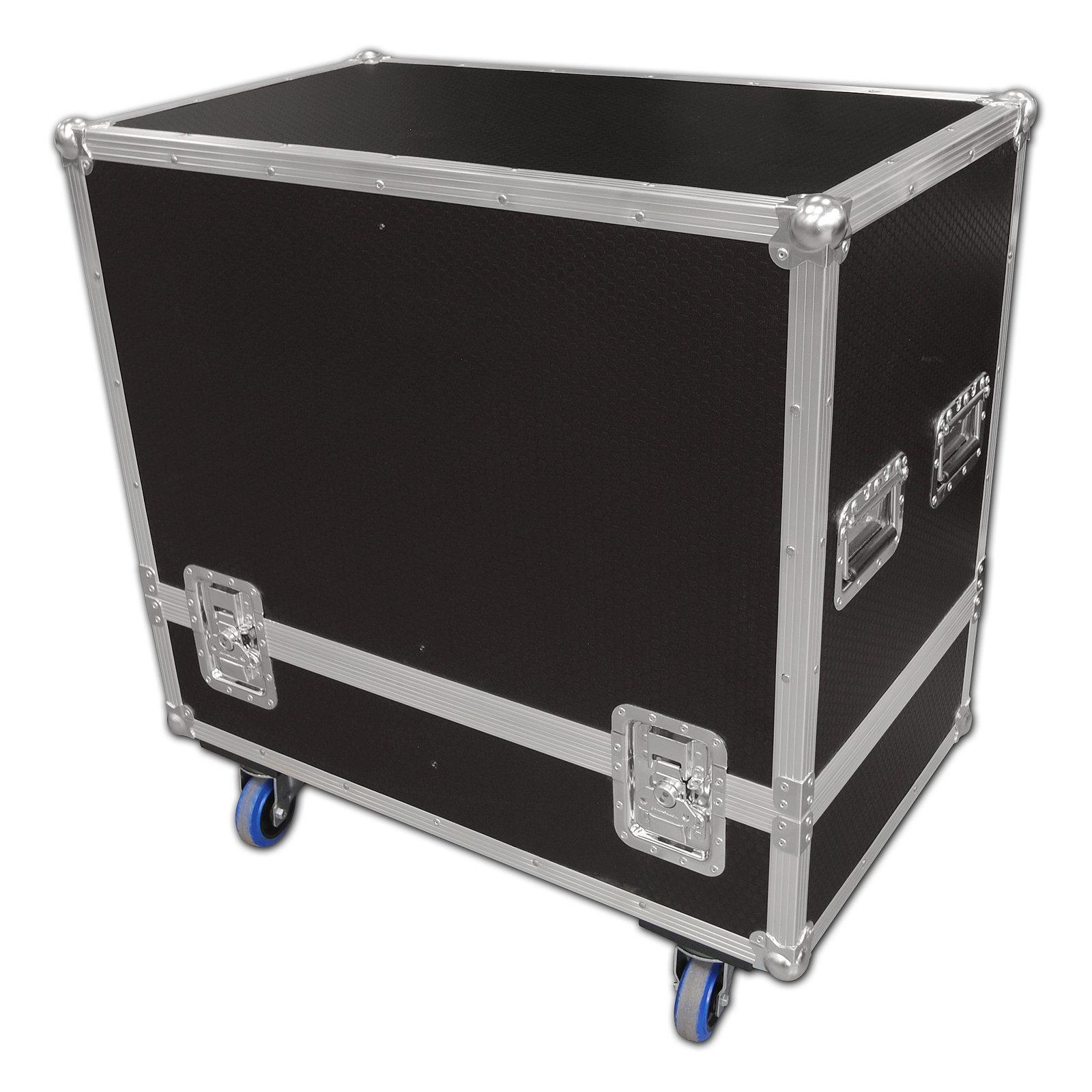 yamaha dxr12 twin speaker flight case. Black Bedroom Furniture Sets. Home Design Ideas