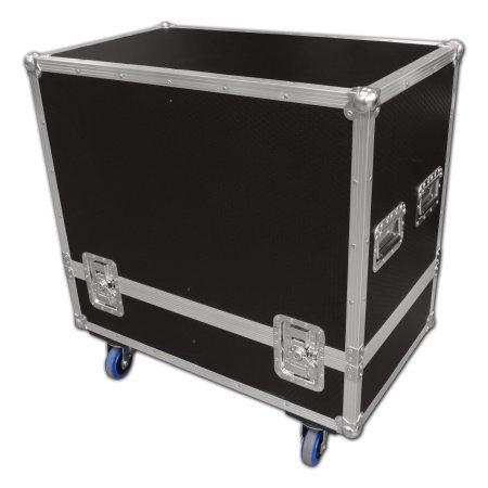Yamaha DXR15 Twin Speaker Flight Case