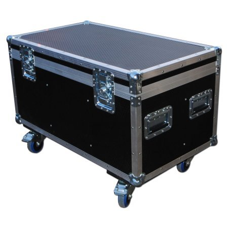 6 Way Lighting Trunk Flight case (300mm)