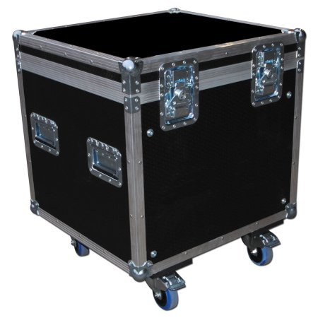 4 Way Lighting Trunk Flight case (215mm)
