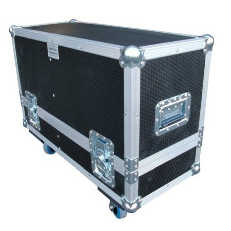 Mackie HR626 Twin Speaker Flight Case