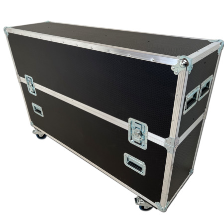 60 Plasma LCD TV Flight Case  for Pioneer KRP-600A