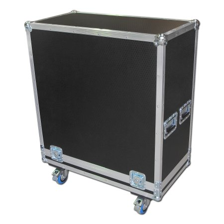 Diezel 2x12 Rear-Loaded Cabinet Flightcase