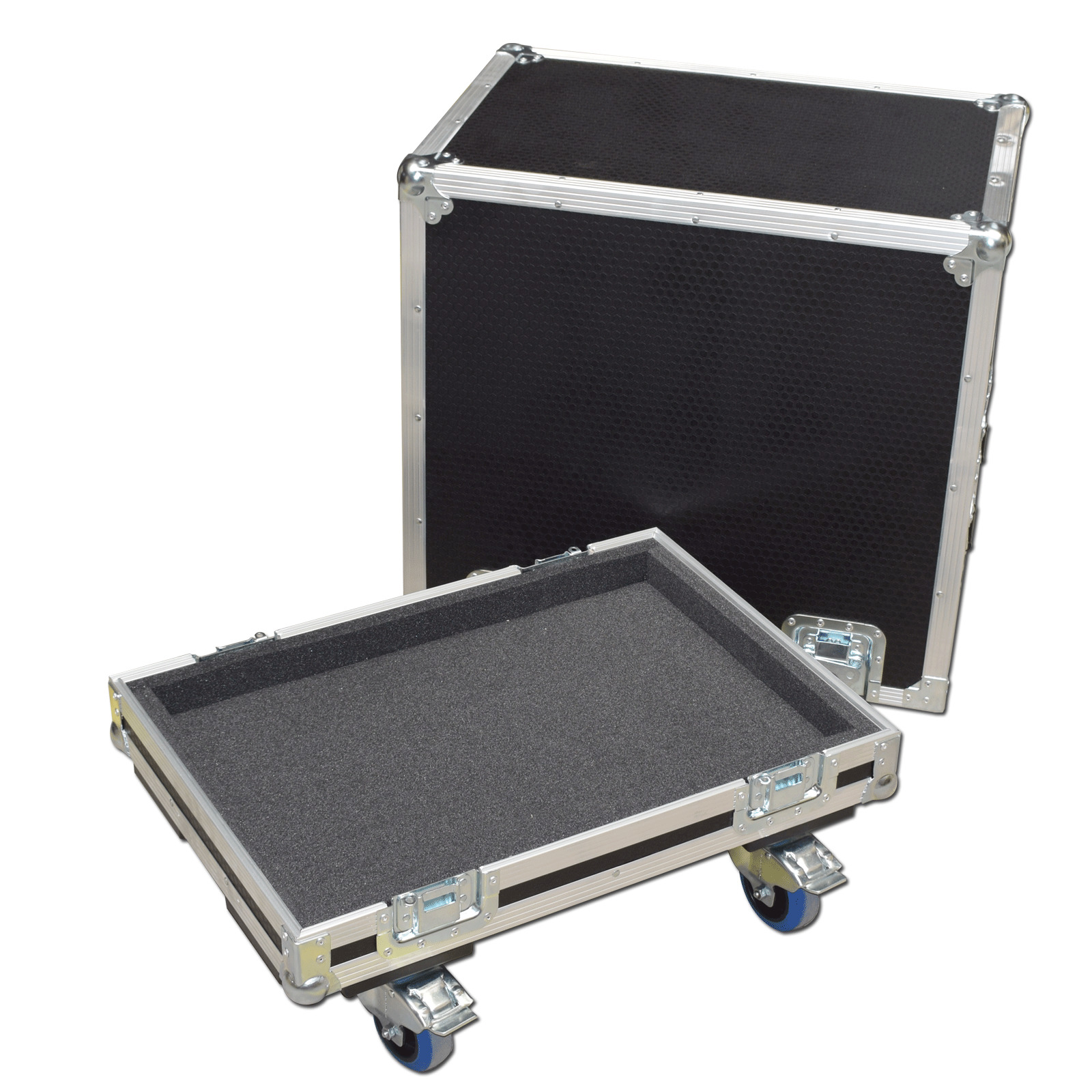 Diezel 4x12 Rear-Loaded Cabinet Flightcase