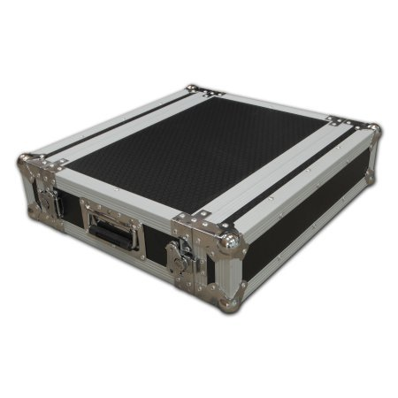 Spider 2u Rackmount Flight Case 360mm Deep