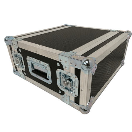 Spider 4u Rackmount Flight Case 360mm Deep