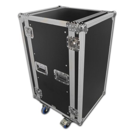 Spider 20u Rackmount Flight Case On Castors