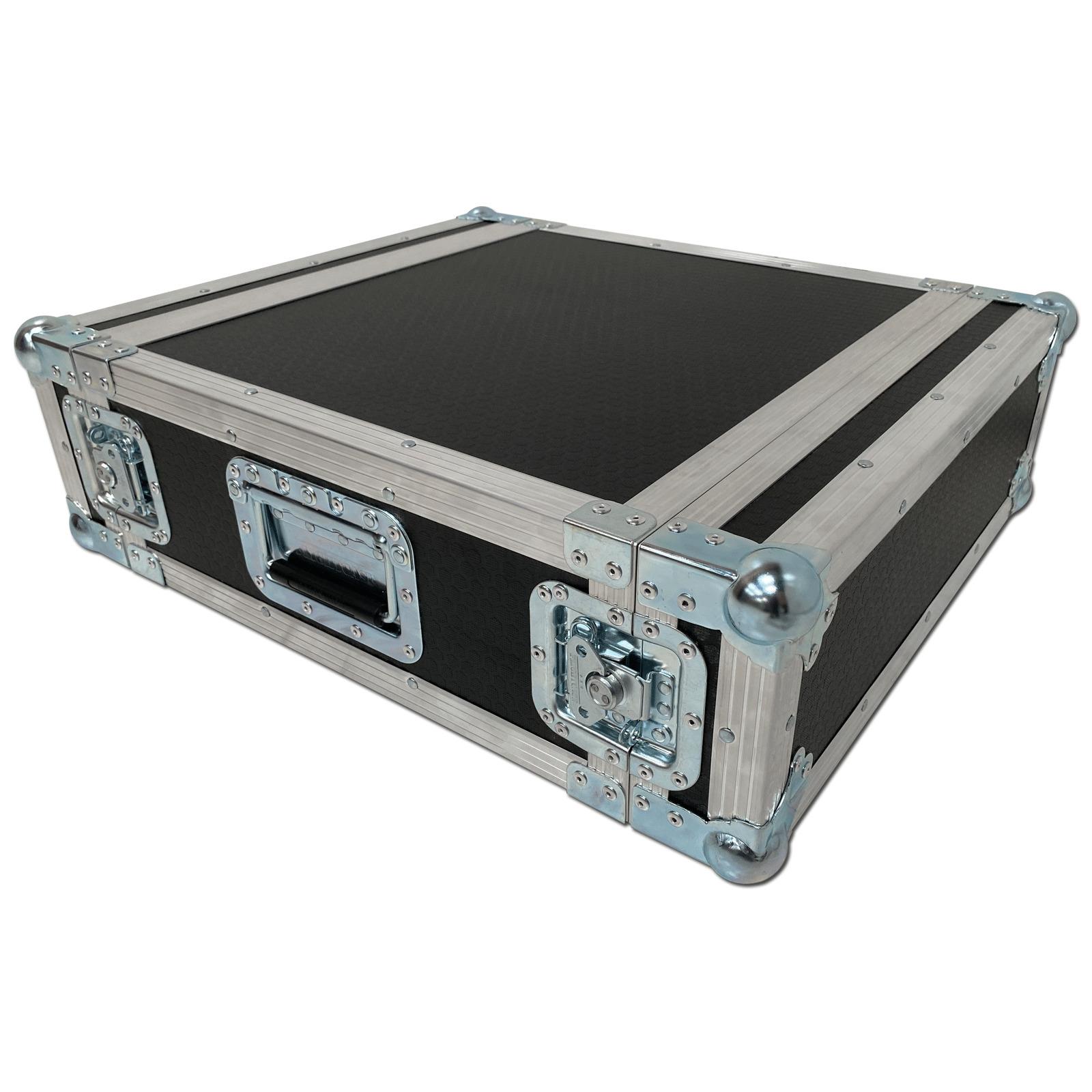 3u rackmount flight case. Black Bedroom Furniture Sets. Home Design Ideas