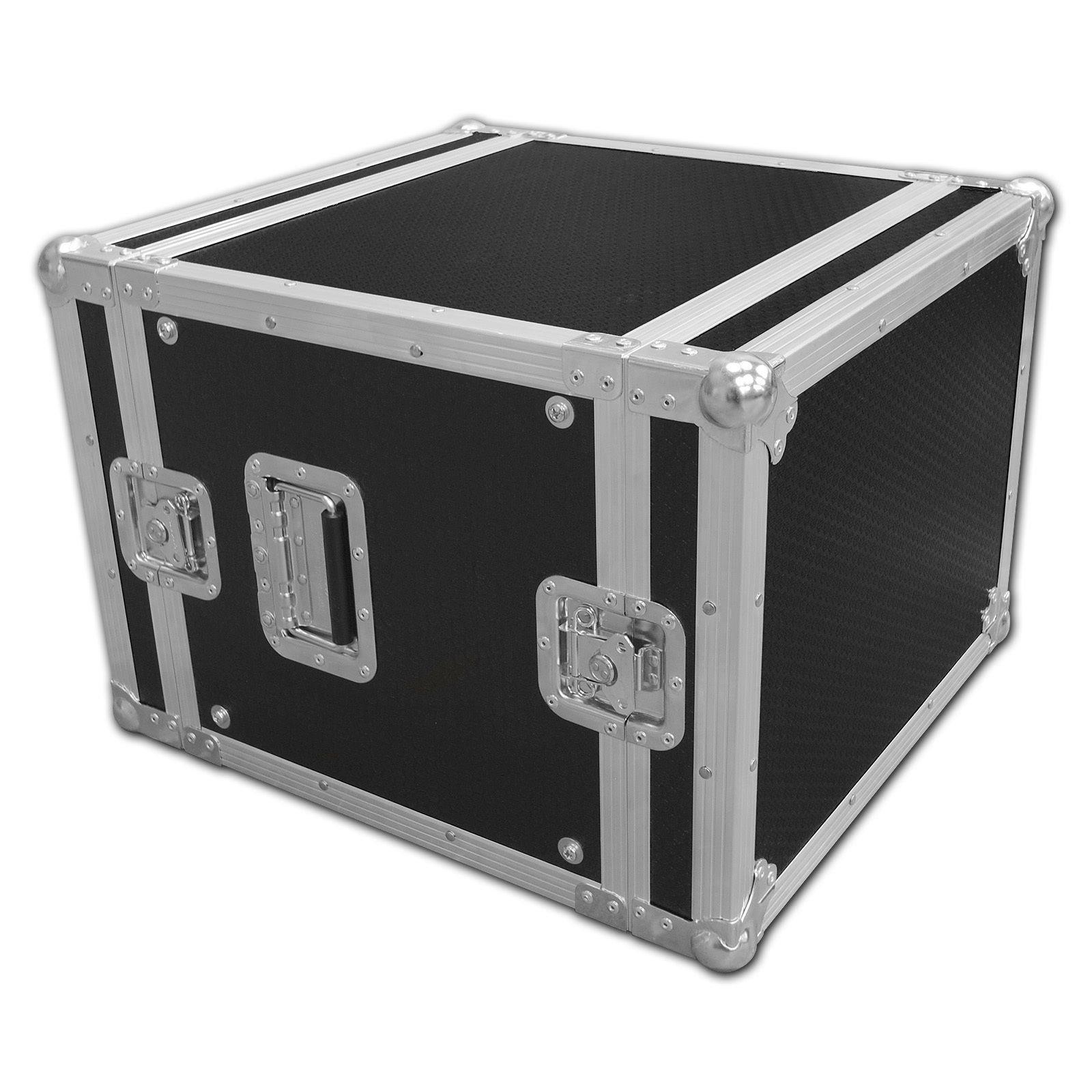 8u rackmount flight case. Black Bedroom Furniture Sets. Home Design Ideas