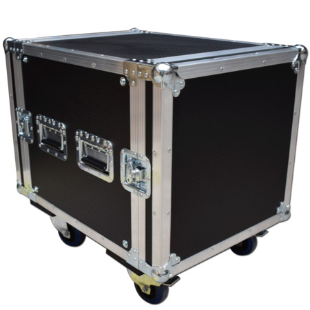 10u Rackmount Flight case