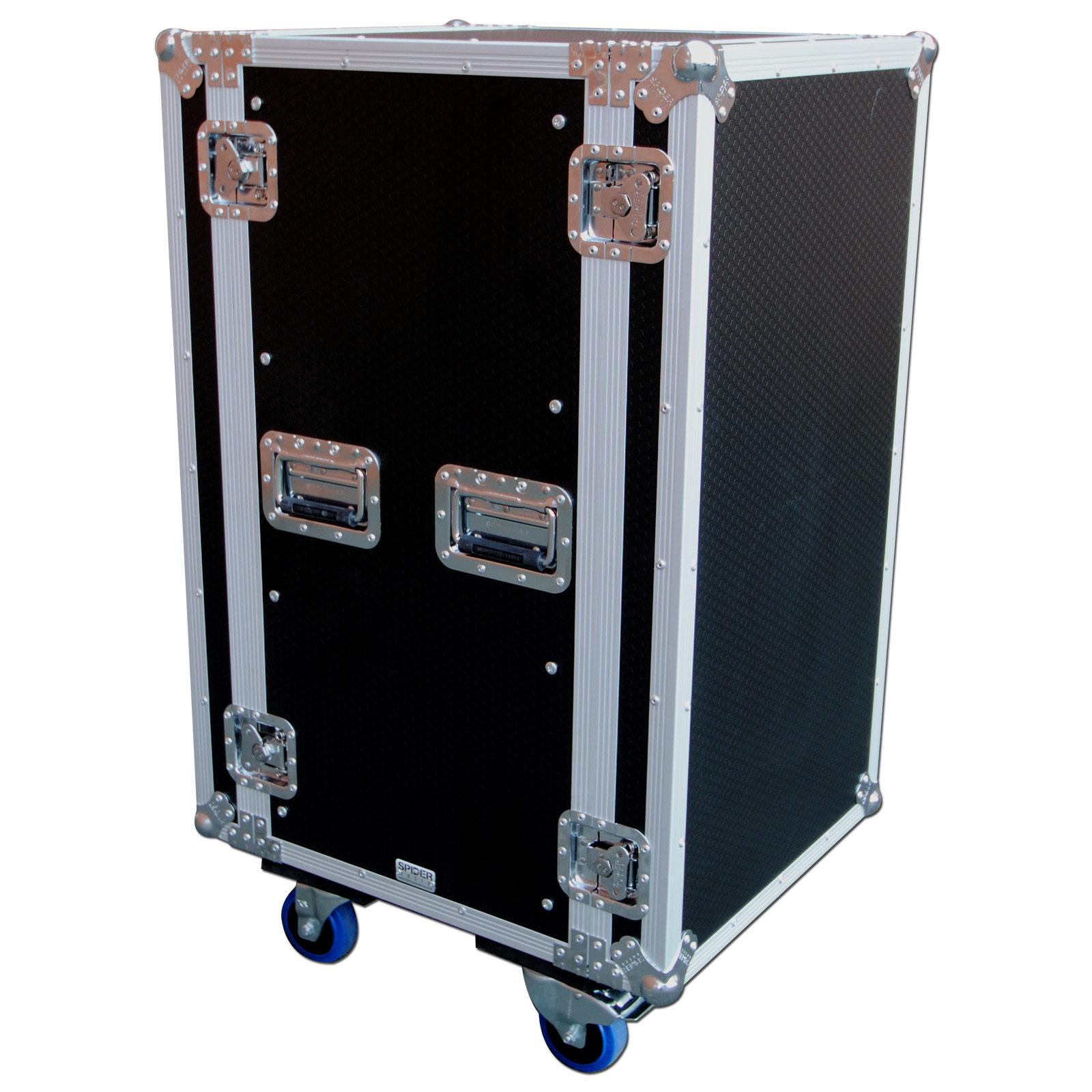 20u rack case flight case. Black Bedroom Furniture Sets. Home Design Ideas