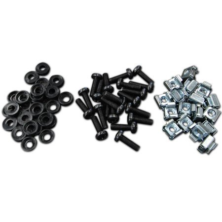 Rackmount Nuts Bolts and Washers