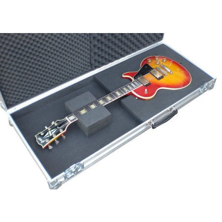 guitar flightcase for gibson les paul electric guitar. Black Bedroom Furniture Sets. Home Design Ideas
