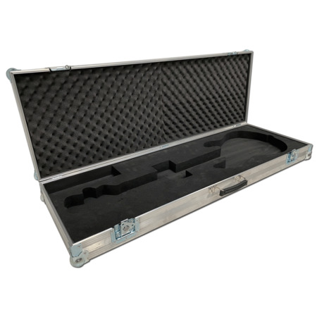 Musicman Stingray 3 Bass Guitar Hard Case (flight case)