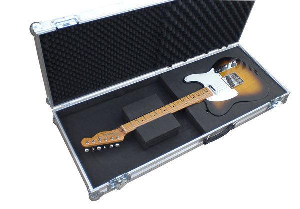 fender telecaster guitar flight case. Black Bedroom Furniture Sets. Home Design Ideas