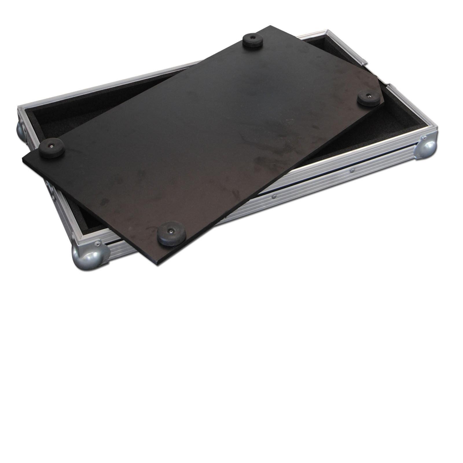 guitar effects pedal board flight case small. Black Bedroom Furniture Sets. Home Design Ideas