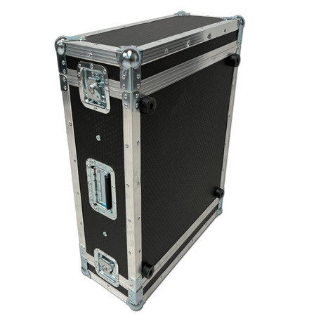 3u Sleeved Rackmount Case Flight Case