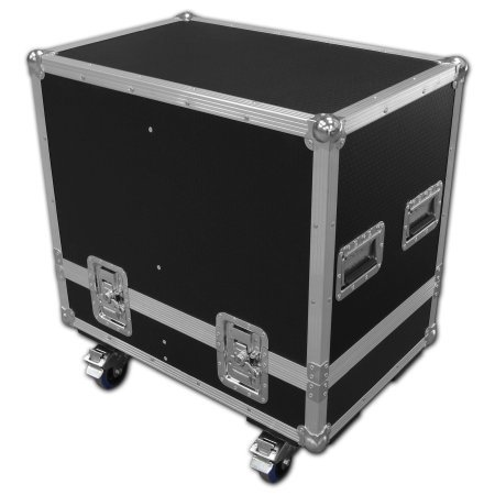 Twin Speaker Flightcase for Funktion 1 PSM18
