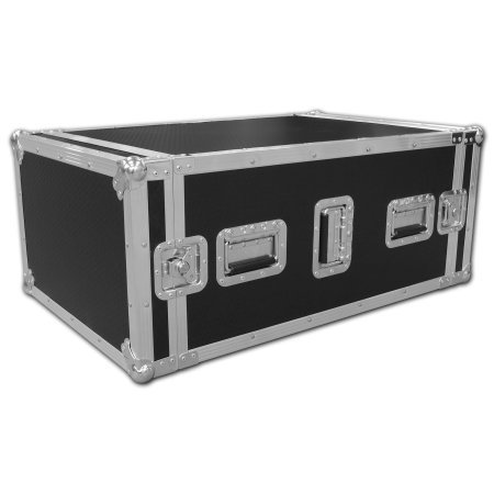 6u Computer Server Rackmount Flight Case