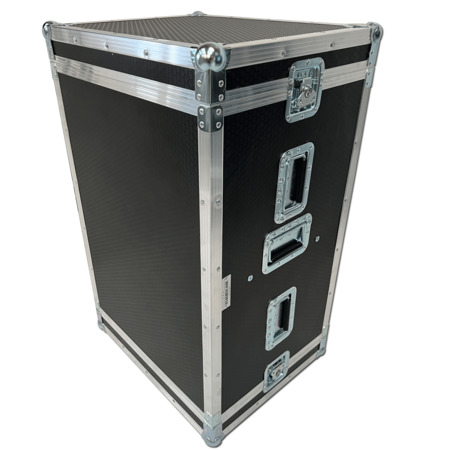 8u Computer Server Rackmount Flight Case