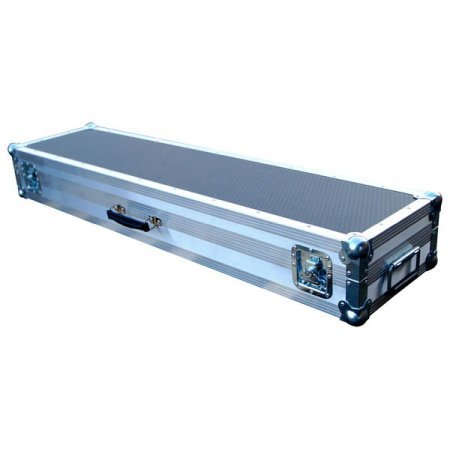 Hard Keyboard Flight Case for Moog Voyager Elec Blue